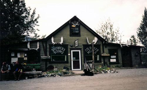 McCarthy Lodge