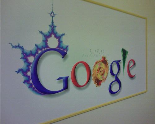 Google Logos At Google Kirklandplex