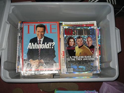 Collecting Magazines