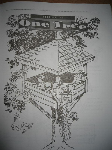 Tree House, The Goal
