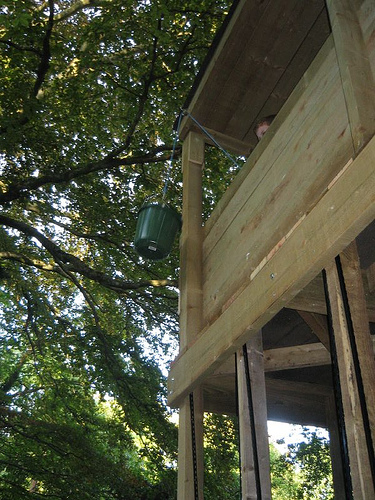 Treehouse Pulley