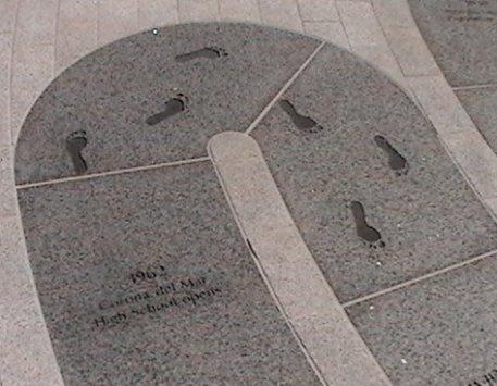 McFadden Square Monument Plaza
