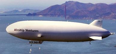 Zeppelin Eureka
