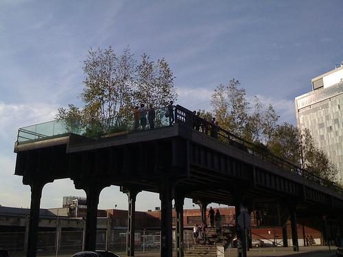 Photo Tour Of New York City's High Line Park