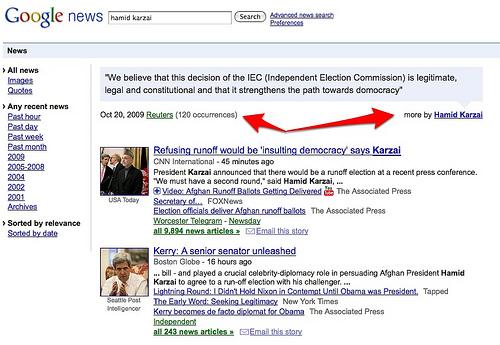 hamid karzai - Google News