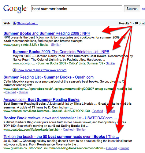 best summer books - Google Search