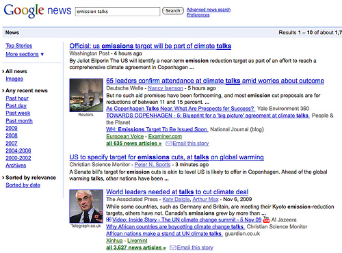 emission talks - Google News