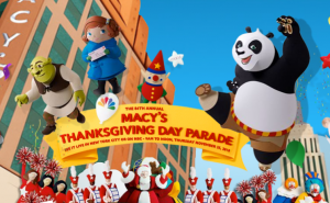 Watching The Macy's Thanksgiving Day Parade 2010 From Abroad