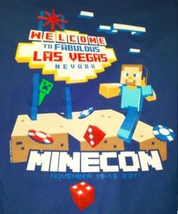 Minecon Las Vegas