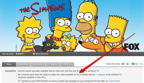 Dear Rupert Murdoch Let S Talk Piracy The Simpsons