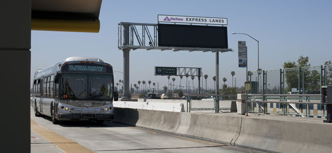 I-110 Express Lanes, from LA Metro ExpressLanes site