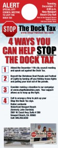 The Dock Tax: Why The Newport Beach Boat Parade Is Being Boycotted