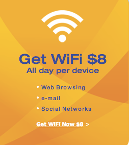 Skip The Drink Ticket, Southwest Airlines: Give Me A Wifi Pass & Other Wifi Improvements